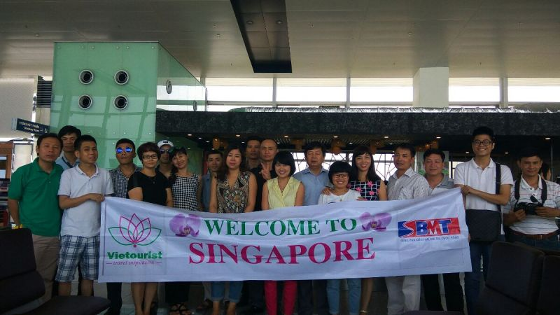 TOUR SINGAPORE MALAYSIA 20/10