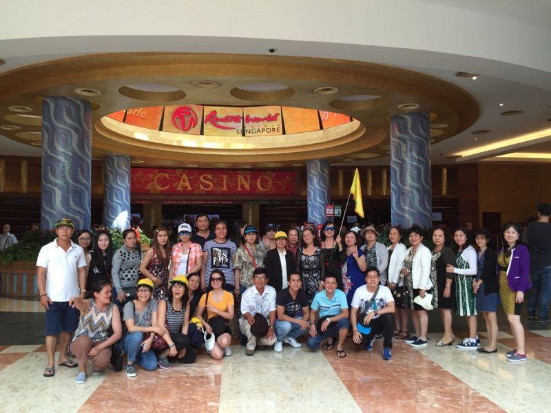 Tour SING - MAL và SING - MAL - INDO 18/08