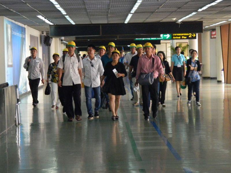 Khách du lịch Thái Lan tháng 4/2016