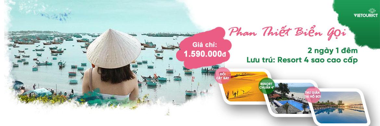 Tour Phan Thiết Hè 2020