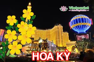Đón Tết Việt 2018 Tại Mỹ Giảm Ngay 5 Triệu Đồng