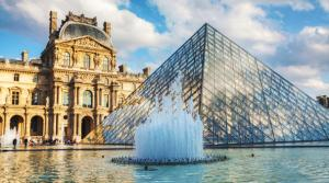 Bảo Tàng Louvre - Thiên Đường Nghệ Thuật Ở Thủ Đô Paris, Nước Pháp