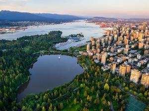 Thành Phố Vancouver Các Địa Điểm Ưa Thích