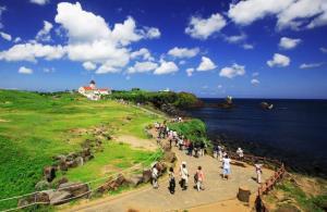 Đảo Jeju - Thiên đường tình yêu giành cho các cặp đôi khách du lịch Hàn Quốc