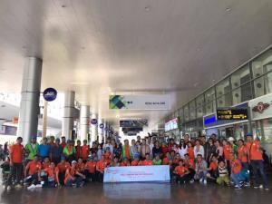 Các Đoàn Du Khách Tham Gia Tour Đà Nẵng 2019