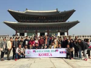 Du Lịch Hàn Quốc: Khách Hàng Tháng 7
