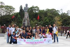 Du Lịch Hong Kong: Khách Hàng Hong Kong Tháng 8