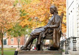 Khám Phá Đại Học Harvard - Nơi Có Bức Tượng Dối Trá