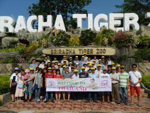 Tour Du Lịch Khách Đoàn Thái Lan - Công Ty TNHH TM Quang Dũng