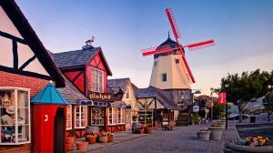Phố Solvang, California - Thành Phố Của Người Đan Mạch