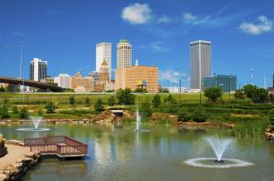 Thành Phố Tulsa, Oklahoma - Các Địa Điểm Du Lịch Được Ưa Thích
