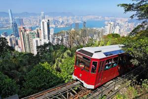 Đỉnh Núi Thái Bình - Điểm Đến Ưa Thích Khi Du Lịch Hong Kong