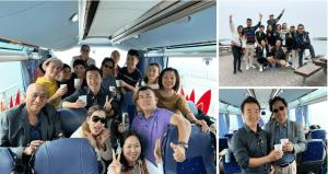 Tổ Chức Tour Đoàn Thể