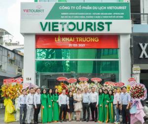 VieTourist mua tòa nhà làm trụ sở mới tại Tp. HCM