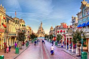 Khám Phá Công Viên Giải Trí Disneyland Ở Mỹ