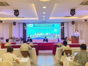 Công bố thông tin nghị quyết, biên bản họp và các tài liệu kèm theo của ĐHĐCĐ thường niên năm 2021