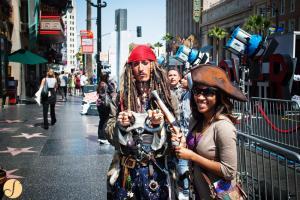 Tìm Hiểu Về Đại Lộ Danh Vọng Hollywood Boulevard Los Angeles