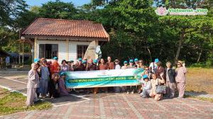 Đoàn Du Khách Tham Gia Hành Trình Hành Hương Bidong - Galang Malaysia 2019