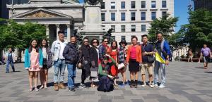 Trải Nghiệm Hàng Không VietNam Airlines - Tour Bờ Đông Canada