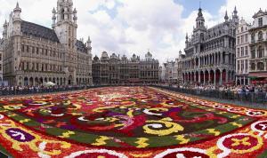 Du Lịch Bỉ - Những Địa Điểm Du Lịch Nổi Tiếng Ở Brussels