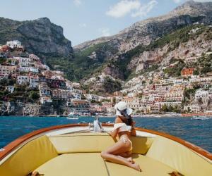 Positano - Thành Phố Biển Xinh Đẹp Của Nước Ý