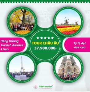 Vietourist Cùng Chùm Tour Du Lịch 2020 Giá Siêu Tốt !!!