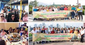 Tour Du Lịch Khách Đoàn Hong Kong - Công Ty Dược Phẩm Ích Nhân 2019