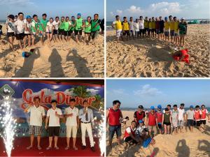 Tour Du Lịch Khách Đoàn Phan Thiết - Ban Quản Lý Đường Thủy Nội Địa TPHCM