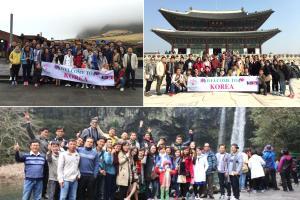 Tour Du Lịch Khách Đoàn Hàn Quốc - Công Ty Cổ Phần Đầu Tư Xây Dựng BMT