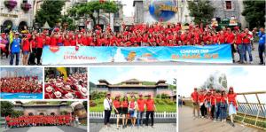 Tour Du Lịch Khách đoàn Đà Nẵng - Công ty DKRA VietNam (300 khách) Company Trip 2018