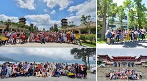 Tour Du Lịch Khách Đoàn Đài Loan - Công Ty TNHH Logistics Quốc Tế Mới 2H