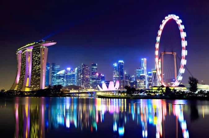 Tour Du Lịch Singapore Malaysia 5 Ngày 4 Đêm Tết Âm Lịch 2020