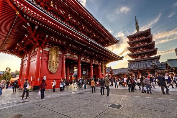 Tour Du Lịch Nhật Bản Giá Rẻ Khởi Hành Từ Sài Gòn 2018: Narita - Nikko - Yamanashi - Tokyo