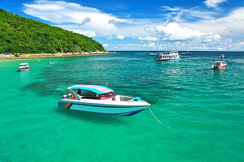 Du lịch Thái Lan 5N4Đ BANGKOK - PATTAYA