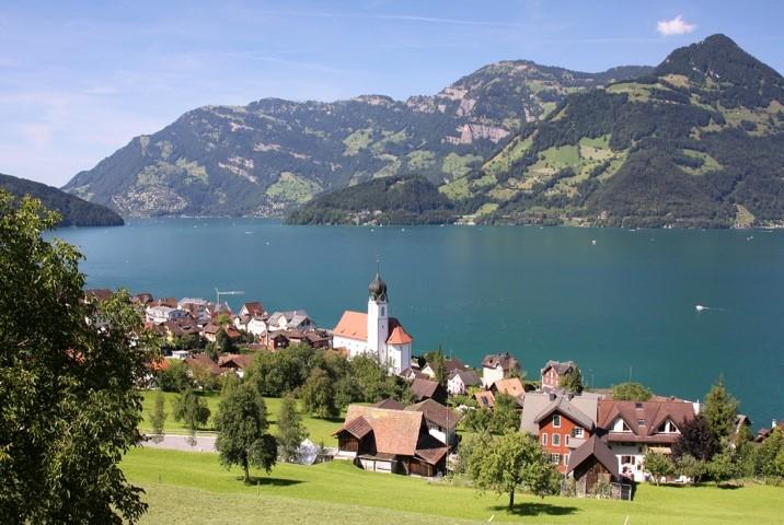 Tour Du Lịch Thụy Sĩ: Zurich – Titlis – Lucerne – Bern Lausanne - Geneva