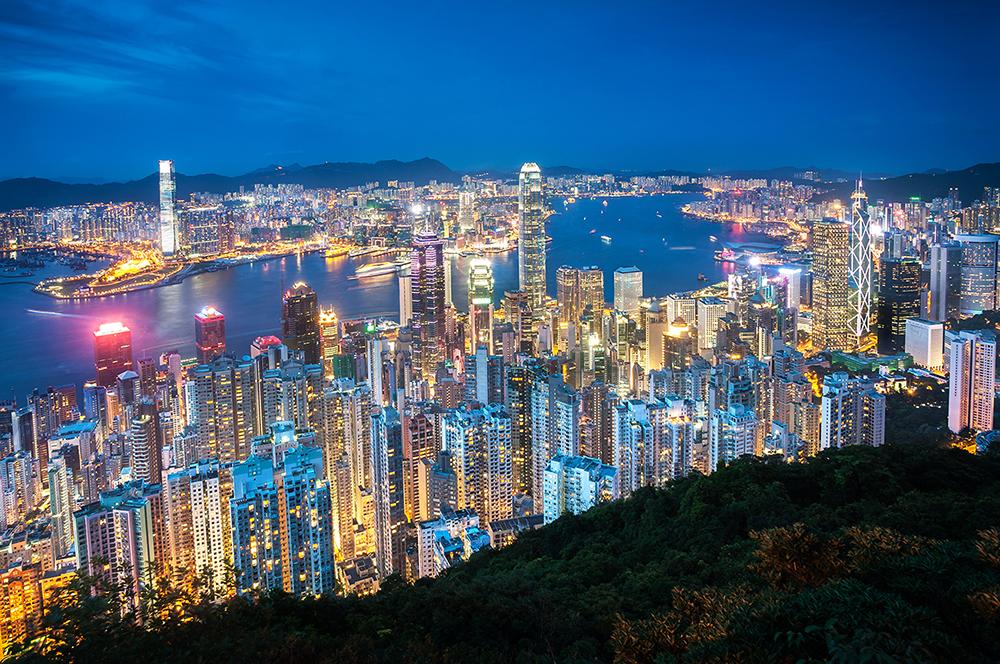 Du Lịch Hong Kong: Đại Lộ Ngôi Sao - Vịnh Nước Cạn - Miếu Thần Tài