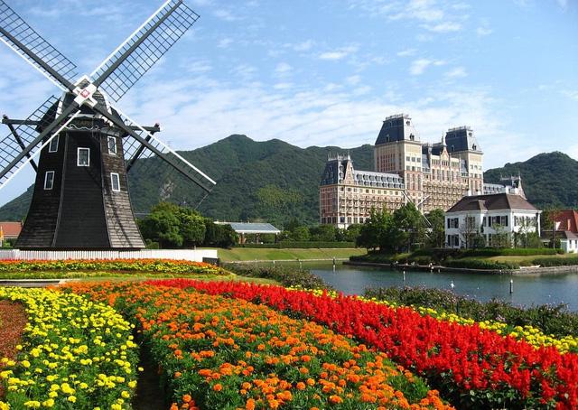 Tour Du Lịch Châu Âu Lễ Hội Hoa Tulip 2019: Pháp - Luxembourg - Bỉ - Hà Lan - Đức (Bay VietNam airline)