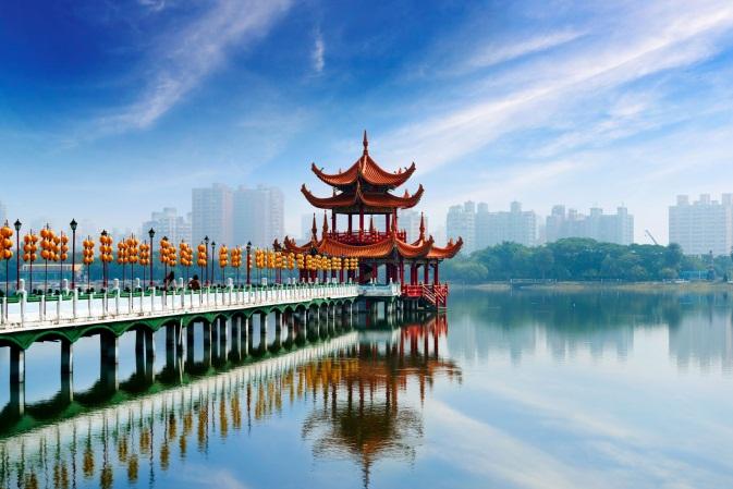 Tour Du Lịch Đài Loan Tết 2018: Đài Bắc - Đài Trung - Cao Hùng - Suối Nước Nóng Bắc Đầu