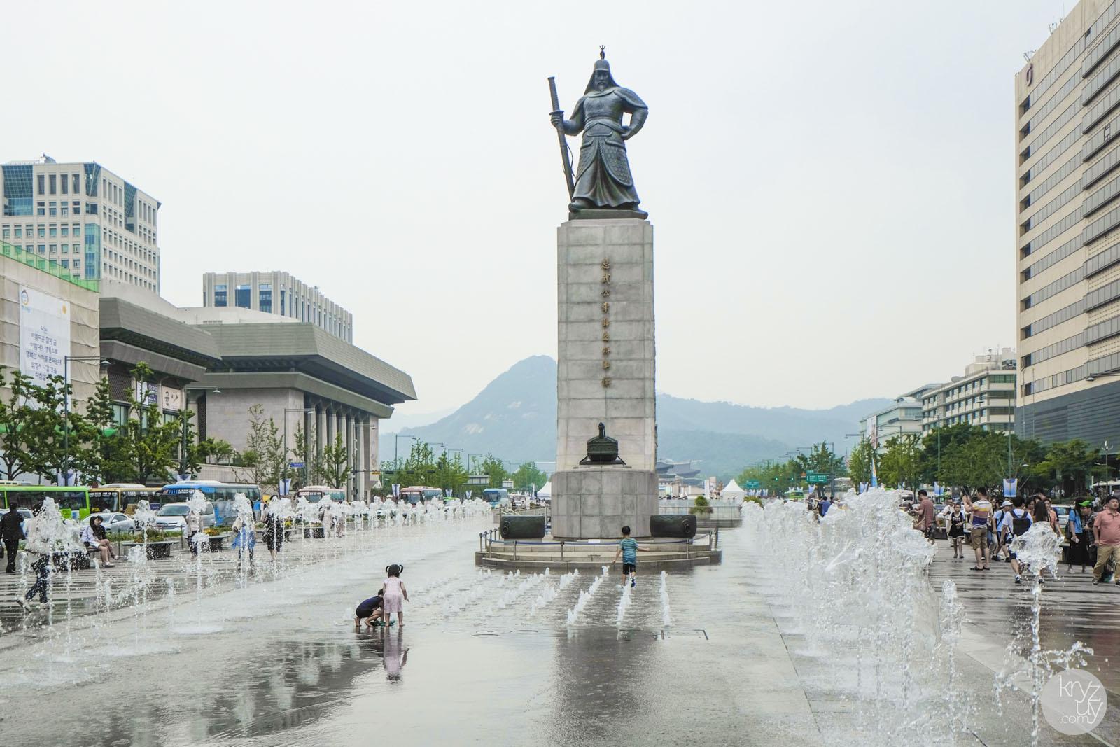 Tour Du Lịch Hàn Quốc 4N3D: Seoul - Nami - Everland (Bay VNA)