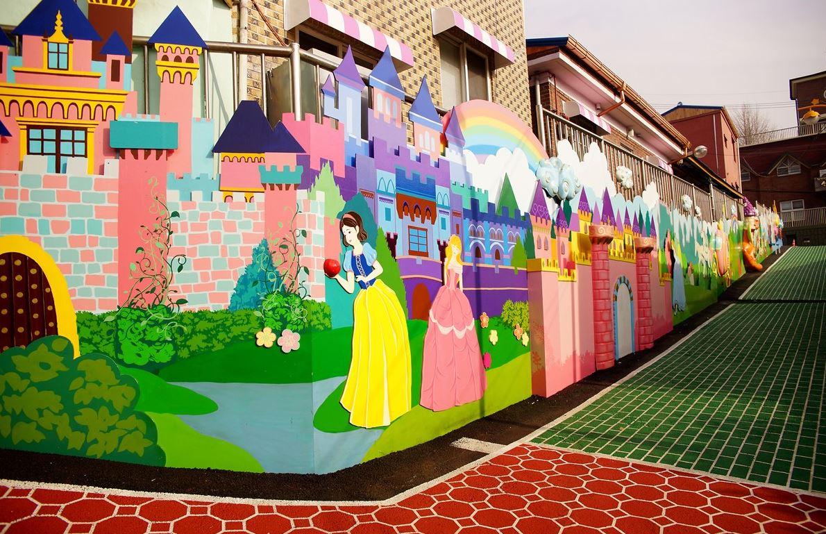 Tour Du Lịch Hàn Quốc 4N4D: Seoul - Làng Songwol Dong - Nami - Everland