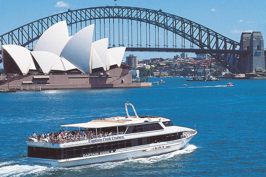 Du lịch Australia - Newzealand