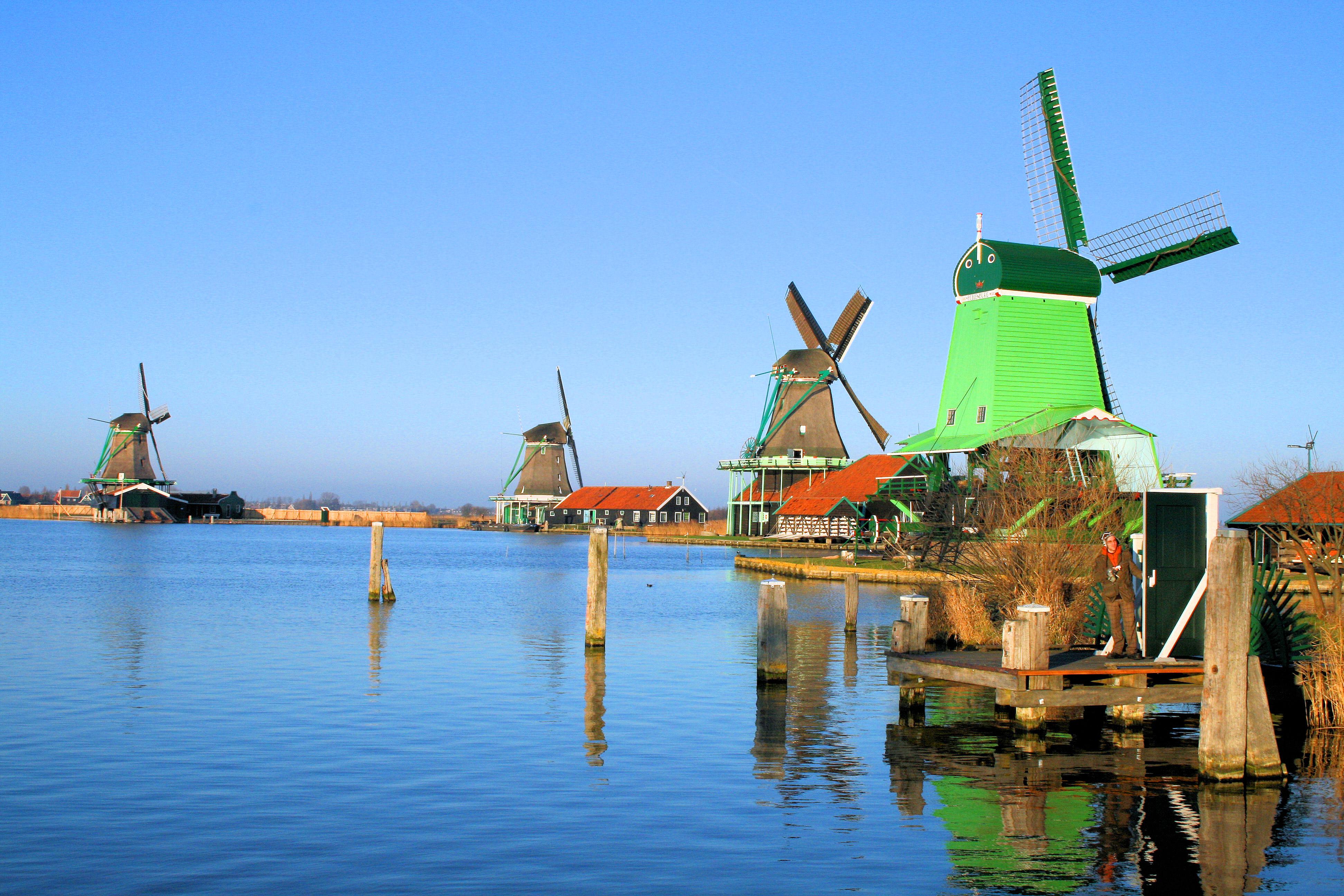 Tour Du Lịch Châu Âu 5 Nước Giá Rẻ: Pháp - Luxembourg - Đức - Hà Lan - Bỉ