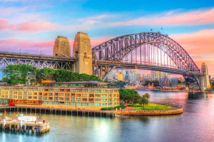 Tour Du Lịch Úc Tết Nguyên Đán 2020 6 Ngày 5 Đêm: Sydney - Melbourne
