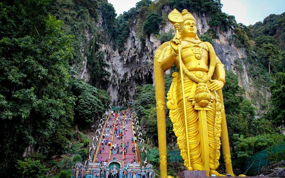 Du lịch Malaysia Tết Dương Lịch: Kualalumpur - Động Batu - Cao Nguyên GenTing - Thành Phố Cổ Mallaca - Thành Phố Mới Putra jaya