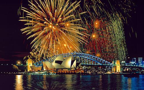 Du lịch Australia 2016: SYDNEY - MELBOURNE