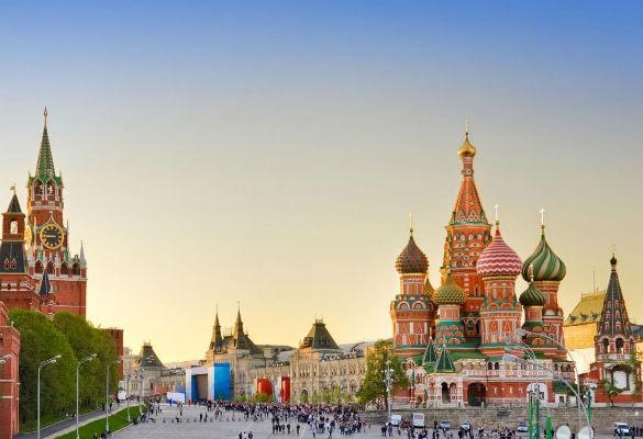 Tour Du Lịch Nga 9 Ngày 8 Đêm: Matxcova –St.Petersburg