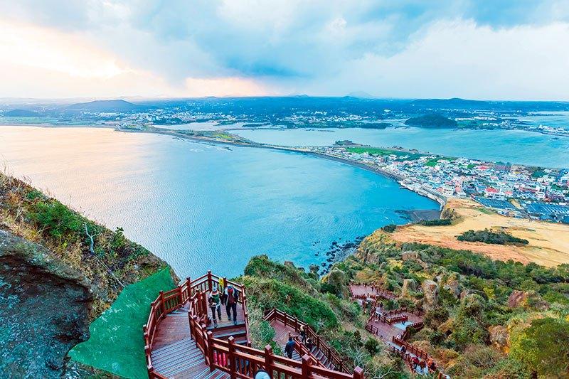 Tour Du Lịch Hàn Quốc 5 Ngày 4 Đêm: Seoul - Jeju - Nami - Running Man