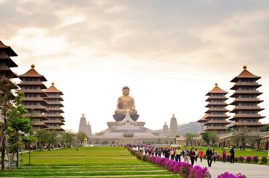 Tour Du Lịch Đài Loan 2018: Đài Trung - Cao Hùng - Đài Bắc