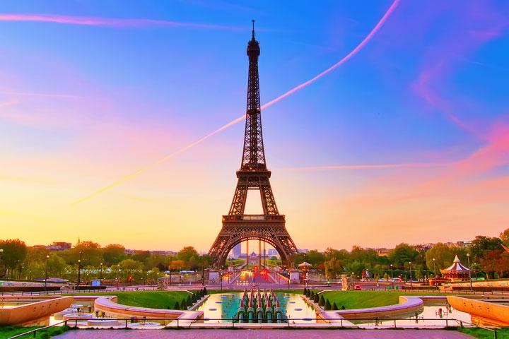 Du lịch Châu Âu 2018: Pháp - Bỉ - Hà Lan - Đức