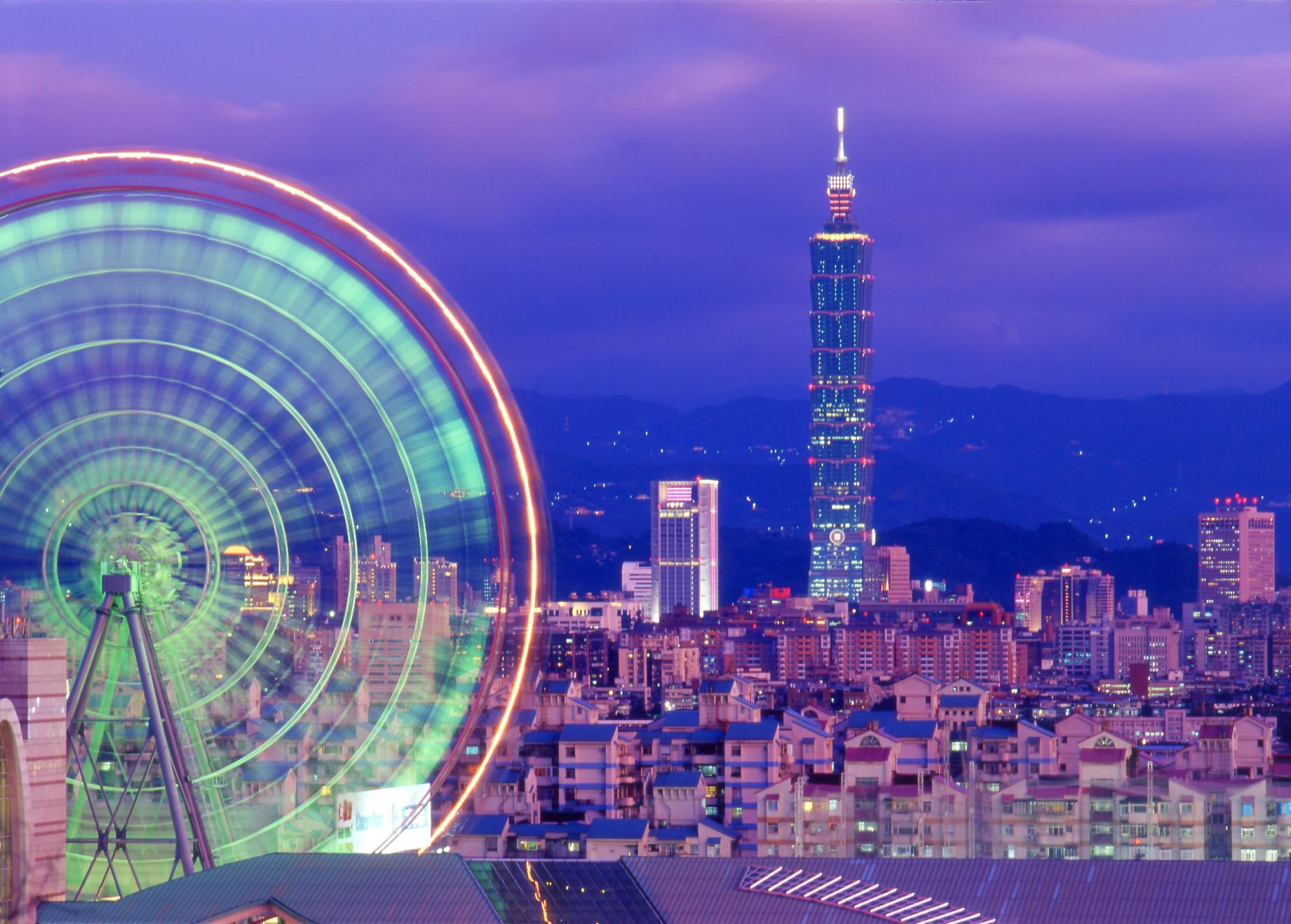 Tour Du Lịch Đài Loan 6 Ngày 5 Đêm: Cao Hùng - Đài Trung - Nam Đầu - Đài Bắc